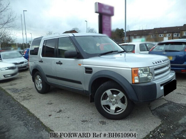 Used 2005 LAND ROVER DISCOVERY 3 BH610904 for Sale