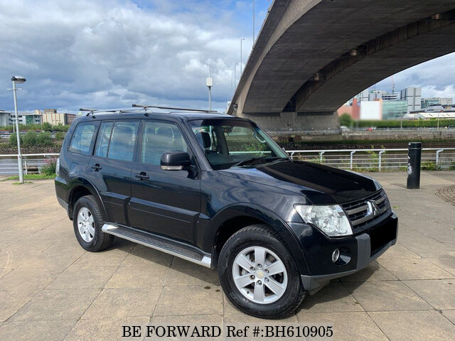 Used 2007 MITSUBISHI SHOGUN BH610905 for Sale