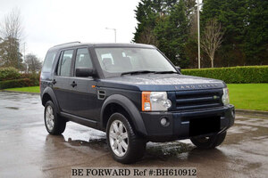 Used 2007 LAND ROVER DISCOVERY 3 BH610912 for Sale