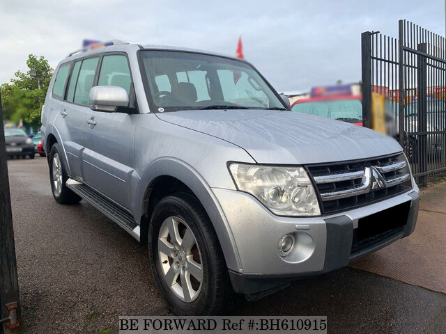 Used 2008 MITSUBISHI SHOGUN BH610915 for Sale