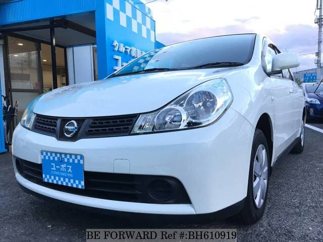 Used 2009 NISSAN WINGROAD BH610919 for Sale