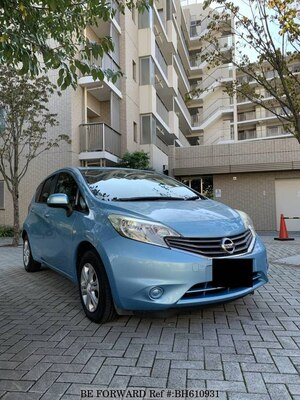 Used 2013 NISSAN NOTE BH610931 for Sale
