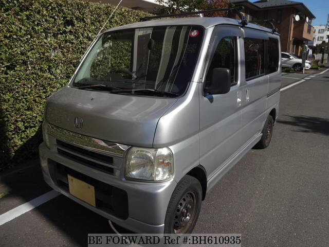 Used 2003 HONDA VAMOS BH610935 for Sale