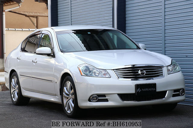 Used 2008 NISSAN FUGA BH610953 for Sale