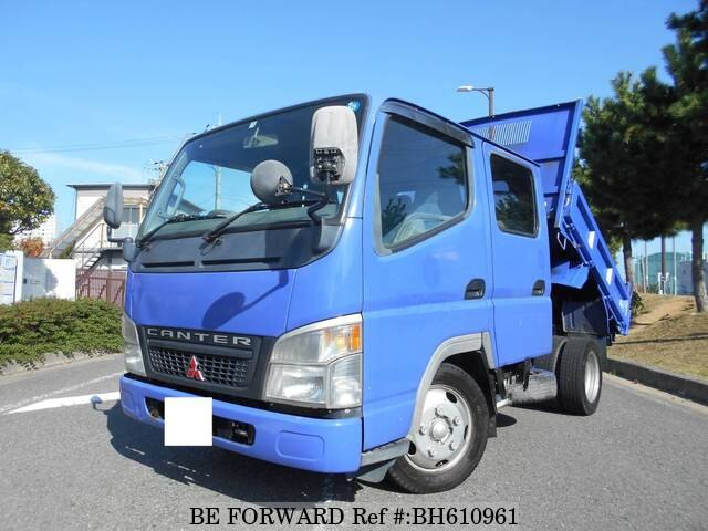Used 2004 MITSUBISHI CANTER BH610961 for Sale