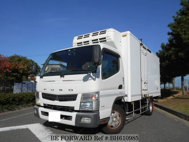 Used 2012 MITSUBISHI CANTER BH610985 for Sale