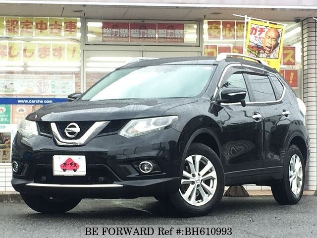 Used 2014 NISSAN X-TRAIL BH610993 for Sale