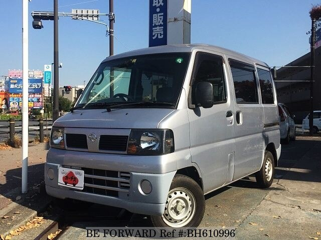 Used 2008 NISSAN CLIPPER BH610996 for Sale