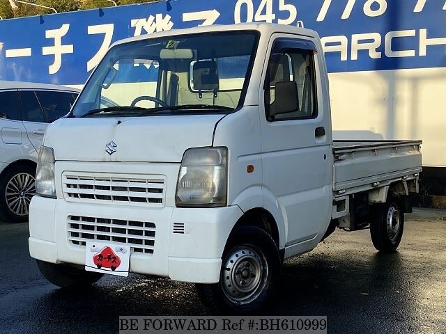Used 2011 SUZUKI CARRY VAN BH610999 for Sale