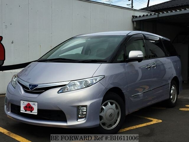 Used 2009 TOYOTA ESTIMA BH611006 for Sale
