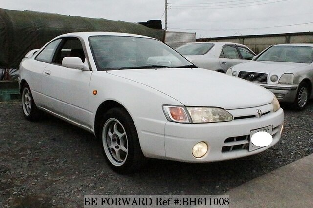 Used 2000 TOYOTA COROLLA LEVIN BH611008 for Sale