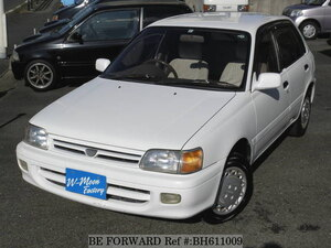 Used 1993 TOYOTA STARLET BH611009 for Sale