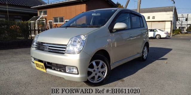 Used 2004 DAIHATSU MIRA BH611020 for Sale