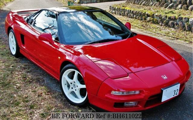 Used 1991 HONDA NSX BH611022 for Sale