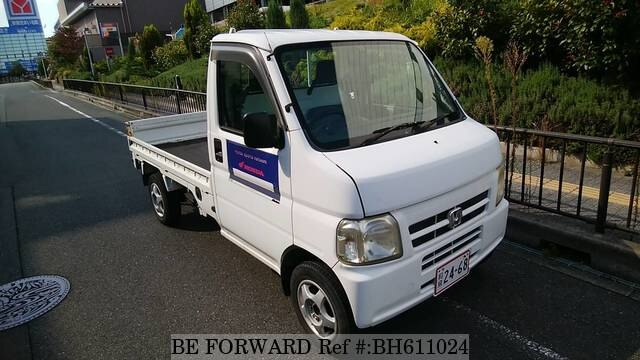 Used 2006 HONDA ACTY TRUCK BH611024 for Sale