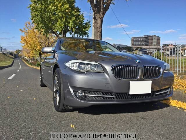 Used 2011 BMW 5 SERIES BH611043 for Sale