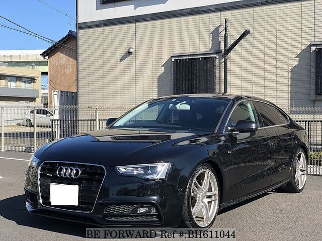 Used 2014 AUDI A5 BH611044 for Sale