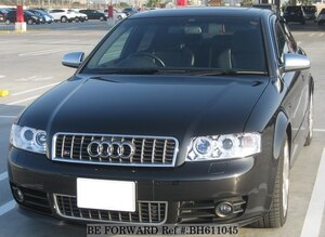 Used 2004 AUDI S4 BH611045 for Sale