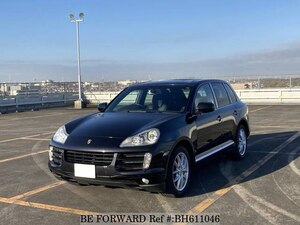 Used 2010 PORSCHE CAYENNE BH611046 for Sale