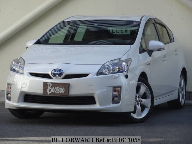 Used 2009 TOYOTA PRIUS BH611058 for Sale