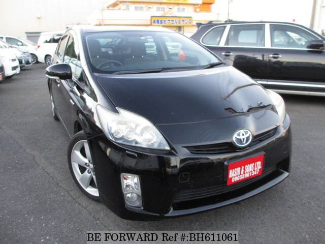 Used 2010 TOYOTA PRIUS BH611061 for Sale