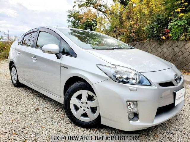 Used 2010 TOYOTA PRIUS BH611062 for Sale