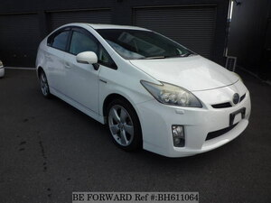 Used 2010 TOYOTA PRIUS BH611064 for Sale