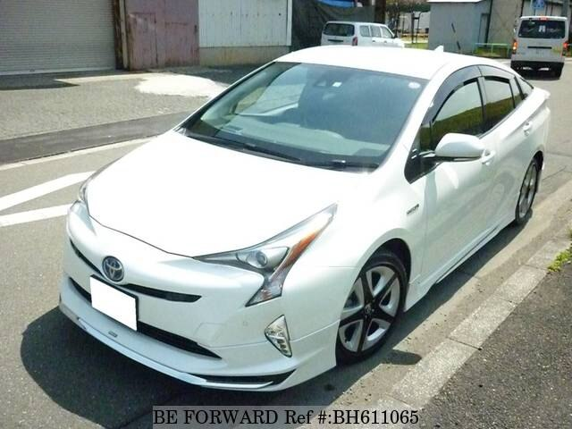 Used 2016 TOYOTA PRIUS BH611065 for Sale