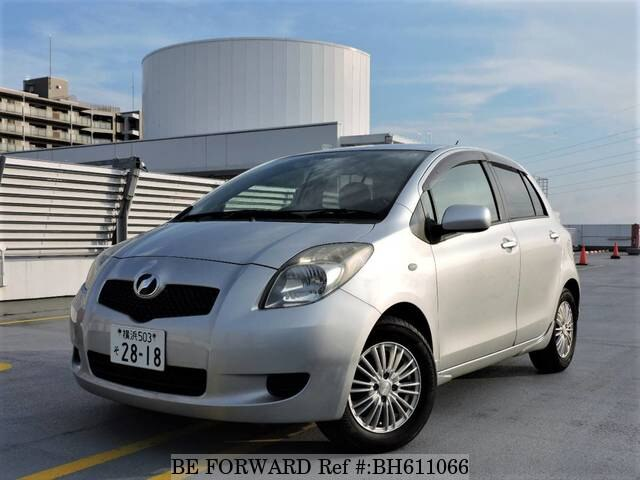 Used 2007 TOYOTA VITZ BH611066 for Sale