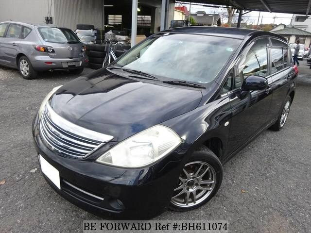 Used 2007 NISSAN TIIDA BH611074 for Sale
