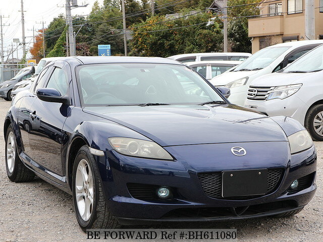 Used 2006 MAZDA RX-8 BH611080 for Sale