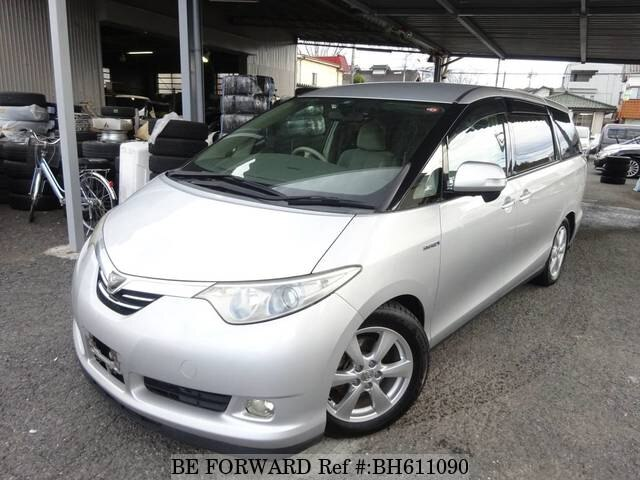 Used 2006 TOYOTA ESTIMA HYBRID BH611090 for Sale