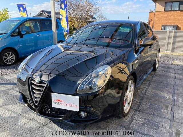 Used 2015 ALFA ROMEO GIULIETTA BH611098 for Sale