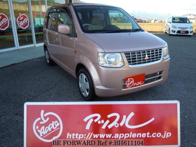 Used 2012 MITSUBISHI EK WAGON BH611104 for Sale