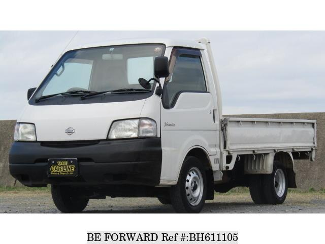 Used 2002 NISSAN VANETTE TRUCK BH611105 for Sale