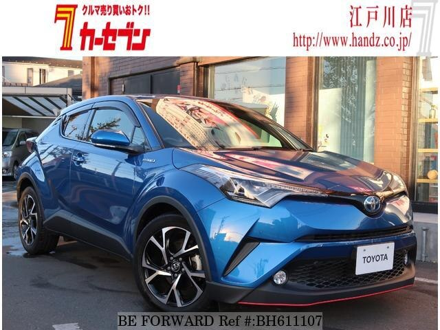 Used 2016 TOYOTA C-HR BH611107 for Sale