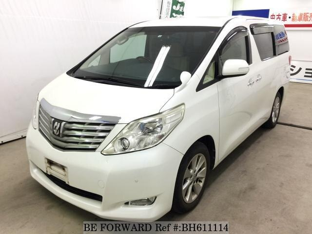 Used 2008 TOYOTA ALPHARD BH611114 for Sale