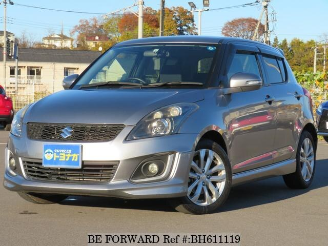 Used 2013 SUZUKI SWIFT BH611119 for Sale