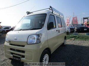 Used 2010 DAIHATSU HIJET CARGO BH611120 for Sale