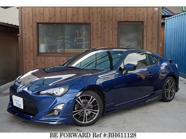 Used 2013 TOYOTA 86 BH611128 for Sale