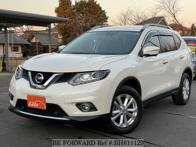 Used 2016 NISSAN X-TRAIL BH611129 for Sale