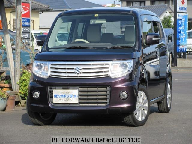 Used 2014 SUZUKI MR WAGON BH611130 for Sale