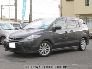 Used 2006 MAZDA PREMACY BH611135 for Sale