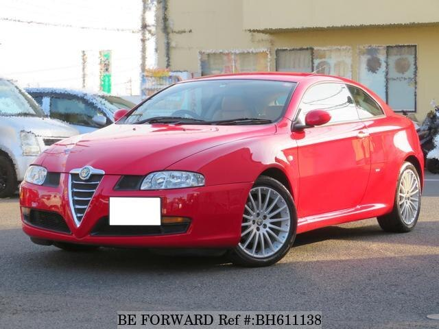 Used 2004 ALFA ROMEO GT BH611138 for Sale