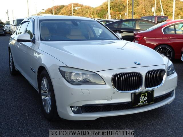 Used 2010 BMW 7 SERIES BH611146 for Sale