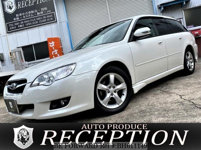 Used 2008 SUBARU LEGACY TOURING WAGON BH611149 for Sale