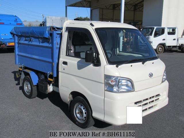 Used 2011 DAIHATSU HIJET TRUCK BH611152 for Sale