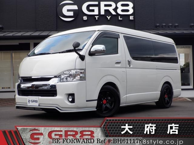 Used 2014 TOYOTA HIACE WAGON BH611178 for Sale