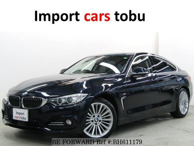 Used 2015 BMW 4 SERIES BH611179 for Sale