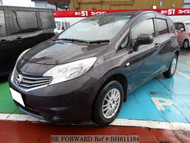 Used 2013 NISSAN NOTE BH611184 for Sale